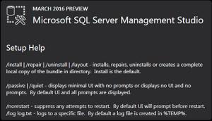 Download latest SSMS Version